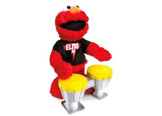 Sesame Street PlaySkool Lets Rock Elmo 544x388px