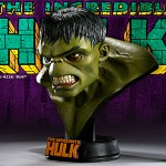 limited edition Sideshow Collectibles HULK life-size bust