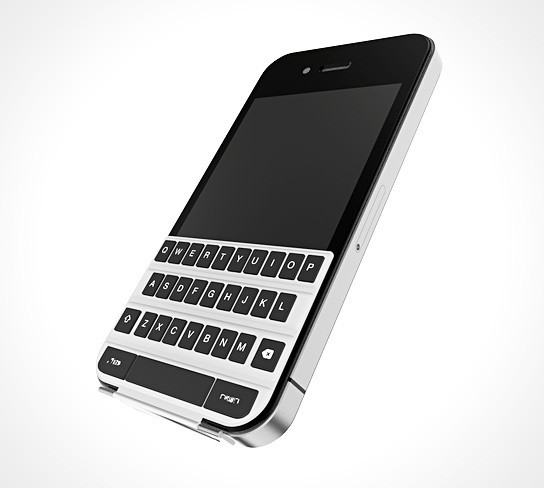 Smart Keyboard Concept 544x488px