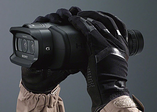 Sony Digital Binoculars 544x388px
