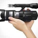 Sony announced new Handycam NEX-VG20 Camcorder