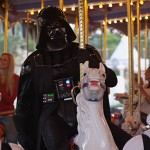Video: Darth Vader goes to Disneyland for Star Tours promo