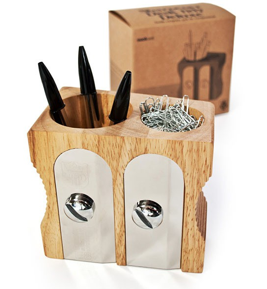 Suck UK Sharpener Desk Tidy Deluxe 544x588px