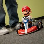 Super Deluxe Mario (and Yoshi) Radio Control Cars