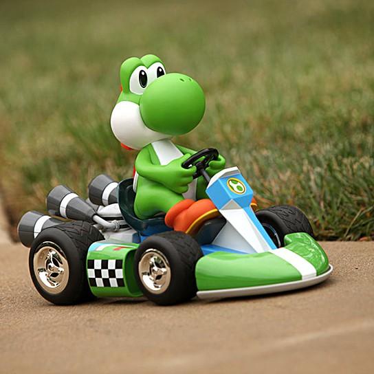 Super Deluxe Mario RC Cars 544x544px