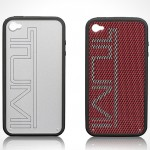 TUMI cover for iPhone 4 – sophisticated minimalism