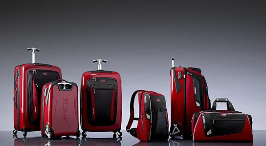 TUMI for Ducati Collection 544x298px
