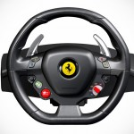 Thrustmaster Ferrari 458 Italia Steering wheel for Xbox 360