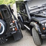 Land Rover Defender given the touch of luxury by Vilner