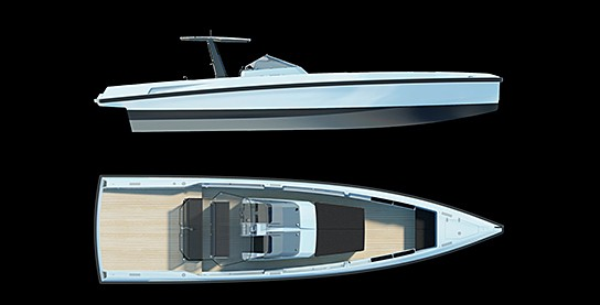 Wally One Power Boat 544x277px