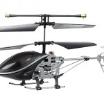 iHelicopter – iOS device controlled RC Helicopter
