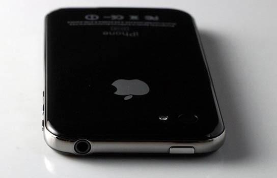 iPhone 5 Clone 544x350px