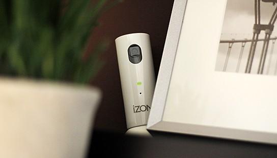 iZON Remote Room Monitor 544x311px