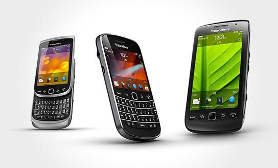 new BlackBerry 7 Smartphones 544x328px