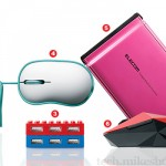 seven new quirky peripheral offerings from Elecom Japan