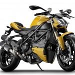 Ducati announced 2012 Streetfighter 848 sport bike