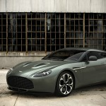 Aston Martin V12 Zagato for mid-2012 with limited units