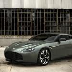 Aston Martin V12 Zagato for mid-2012 with limited units