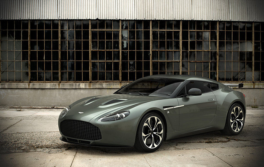 Aston Martin V12 Zagato 900x570px