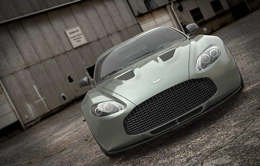 Aston Martin V12 Zagato 900x576px