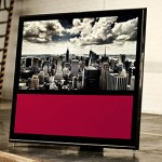 Bang & Olufsen BeoVision 10 now comes in black
