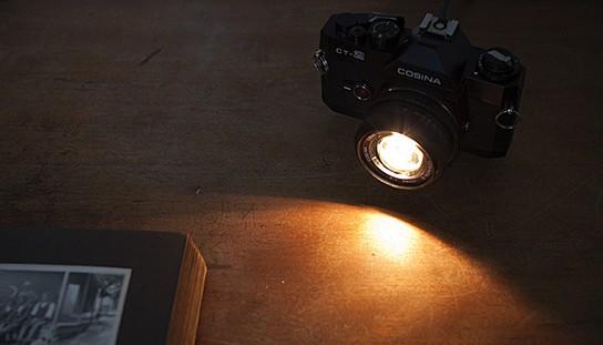 Camera Desk Lamp 544x311px
