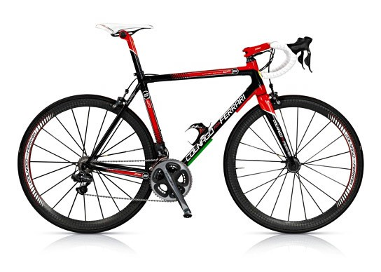Colnago for Ferrari CF8 Bicycle 544x388px