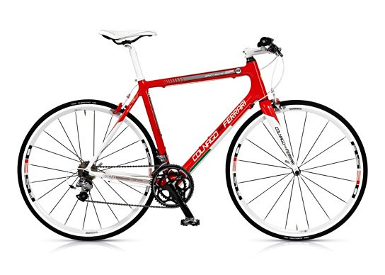 Colnago for Ferrari CF9 Bicycle 544x388px