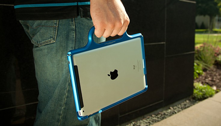 ColorWare The Grip for iPad 2 735x420px
