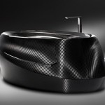 N°1 by Corcel – do bathtub really needs to be in carbon fiber?