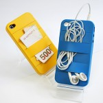 Elasty – concept case that also holds cards, earphones…