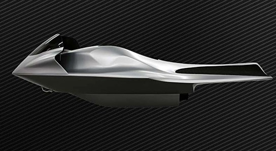 Exo Concept EXO Electric Jet Ski 544x298px