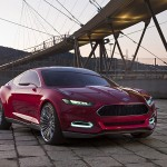 Ford EVOS Concept – Cloud-connected on wheels