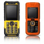 Gresso Extreme X3 and X5 handsets for extreme adventure