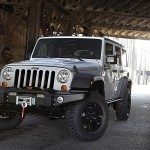 Jeep Wrangler Call of Duty: Modern Warfare 3 Special Edition