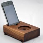 downsized Koostik iPhone dock = mini koo