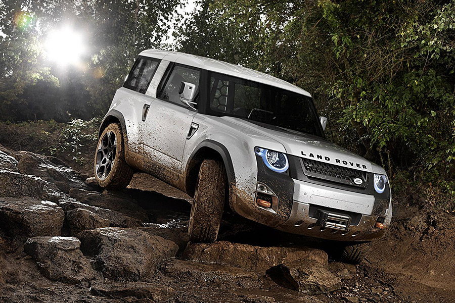 Land Rover DC100 900x600px