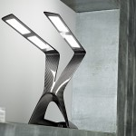 Liternity Victory Carbon Series OLED Desk Lamps
