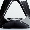 Liternity Victory Carbon Series OLED Desk Lamp - Clear Lacquer 900x500px