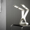 Liternity Victory Carbon Series OLED Desk Lamp - Cashmere White 900x500px