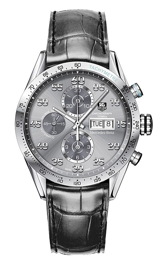 Mercedes-Benz TAG Heuer Watch 544x888px