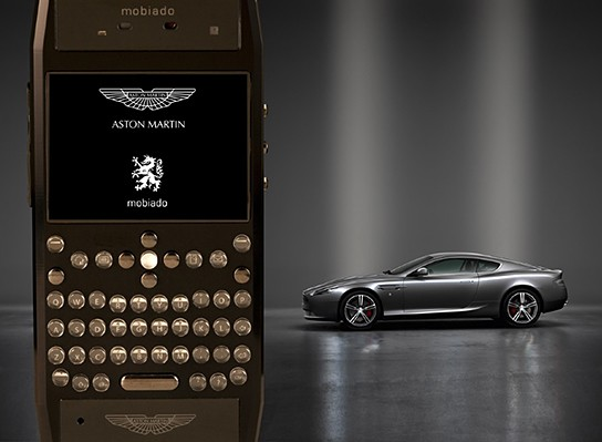 Mobiado Grand 350 Aston Martin Phone 544x399px