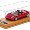 Model Ferrari 458 Spider in 1:43 scale 900x600px