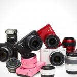Nikon 1 mirrorless interchangeable lens digital camera