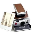 restored Limited Edition Polaroid SX-70 instant camera