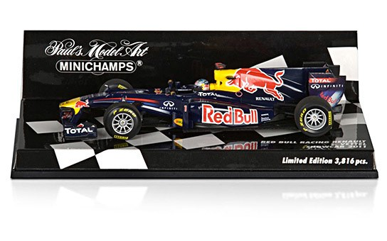 Red Bull Racing RB7 Sebastian Vettel 2011 Showcar 544x340px