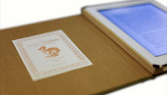 SFCB DODOcase for iPad 2 544x311px