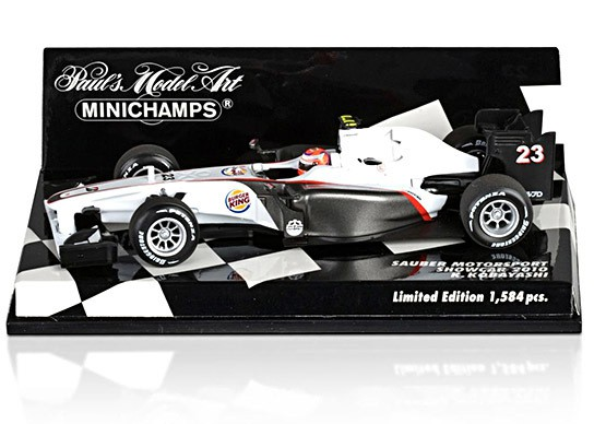 Sauber F1 Team C29 Kamui Kobayashi Japan 544x388px