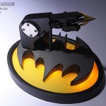 Sideshow Collectibles Batman Speargun Prop Replica