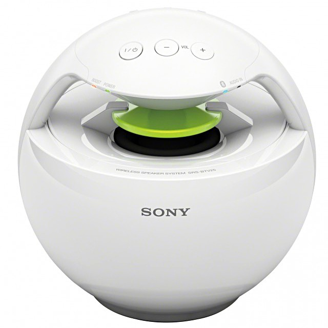 Sony Circle Sound Speaker SRS-BTV25 640x640px